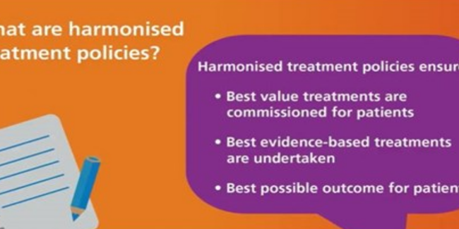 A selected image which represents the Harmonising treatment policies in Birmingham, Sandwell and Solihull item