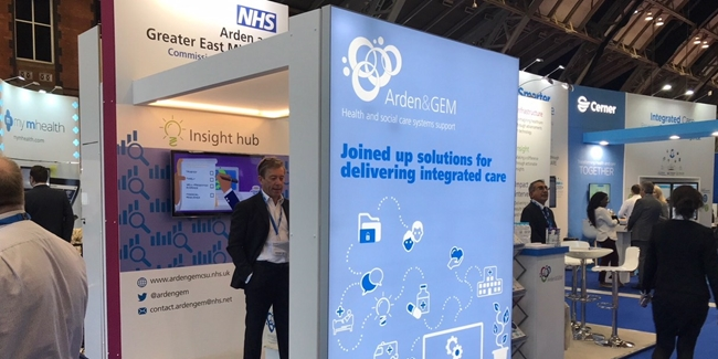A selected image which represents the Meet our team at Health and Care Innovation Expo 2019 item
