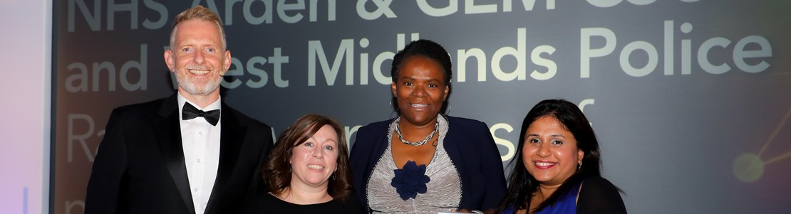 Header image for the current page Arden & GEM's modern slavery campaign wins silver at the CIPR Midlands PRide Awards