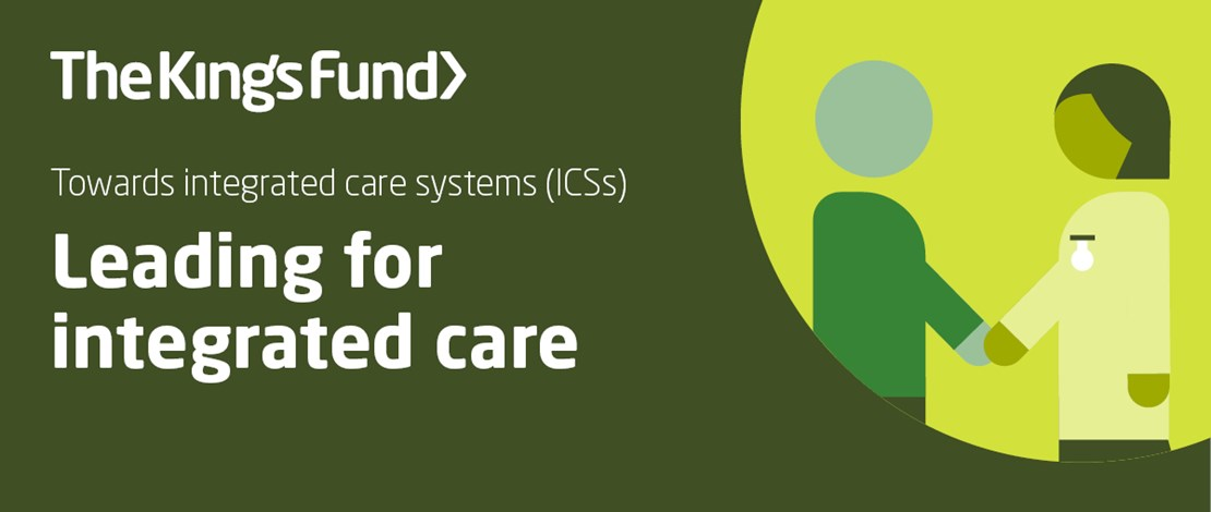Header image for the current page Meet our team at 'Leading for integrated care'